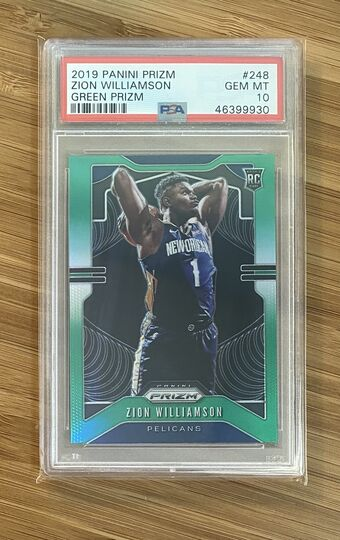 Zion Williamson Collection Image
