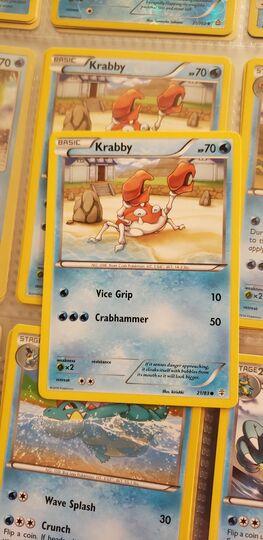 krabby 21/83
