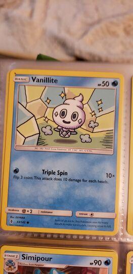vanillite 33/145