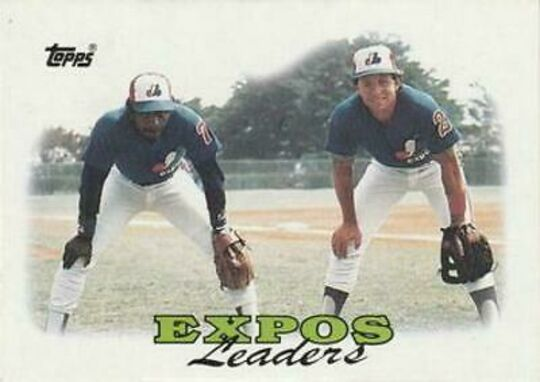 topps team leaders expos