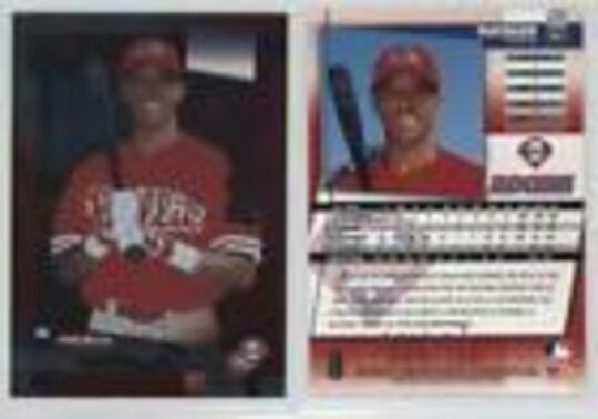 Rookies M, N, O, P, Q Collection Image