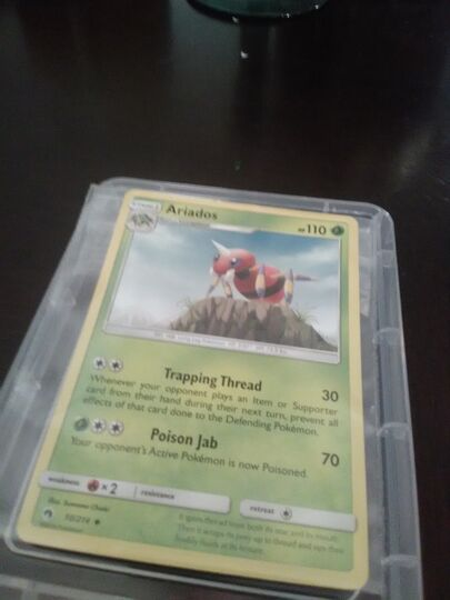 ariados card