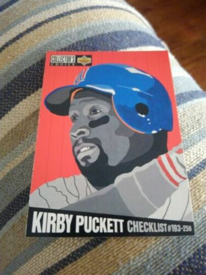 Kirby Puckett 319