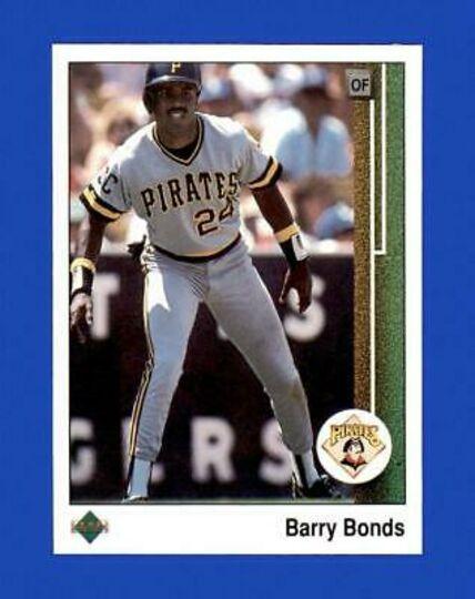 Barry Bonds 440
