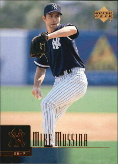 mike mussina 363