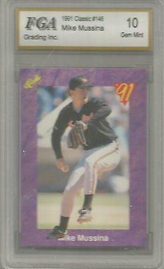 mike mussina 146