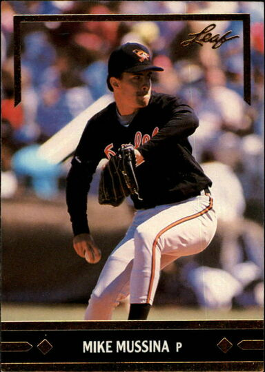 mike mussina bc12