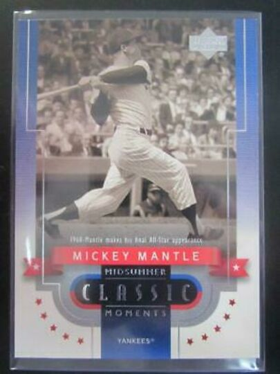 mickey mantle cm4