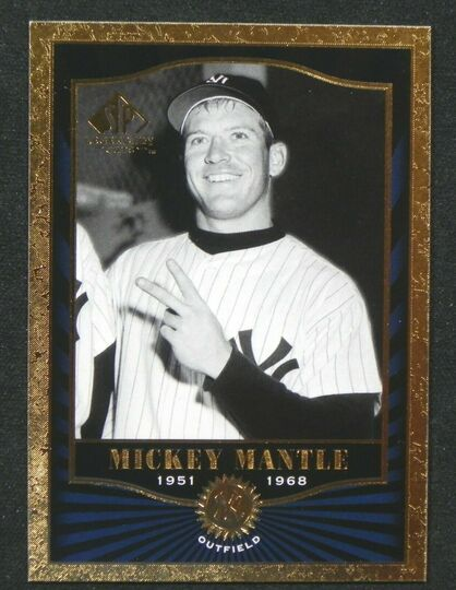mickey mantle 84