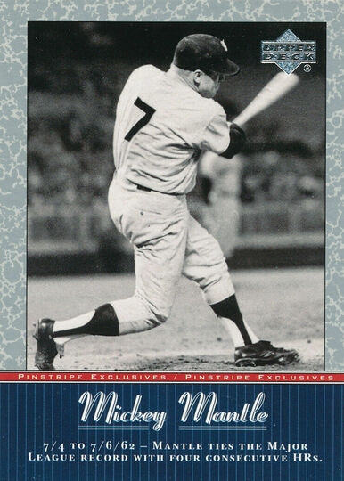 mickey mantle mm37
