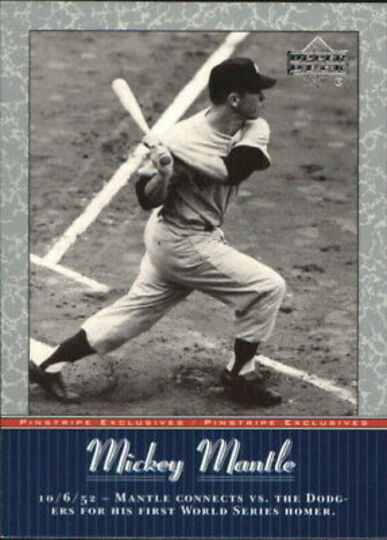mickey mantle mm11