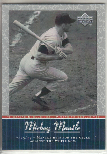 mickey mantle mm24