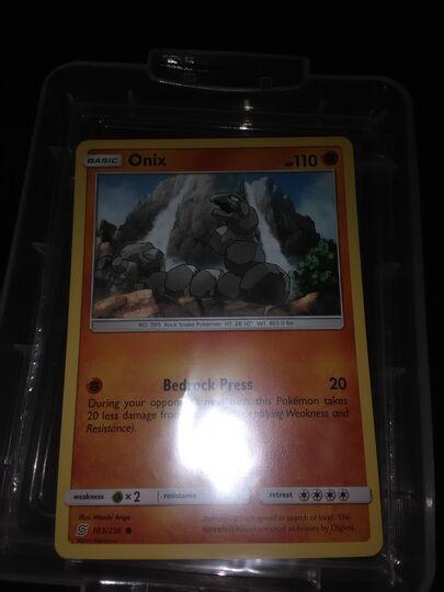 Onix card