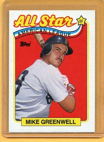 Mike Greenwell 402