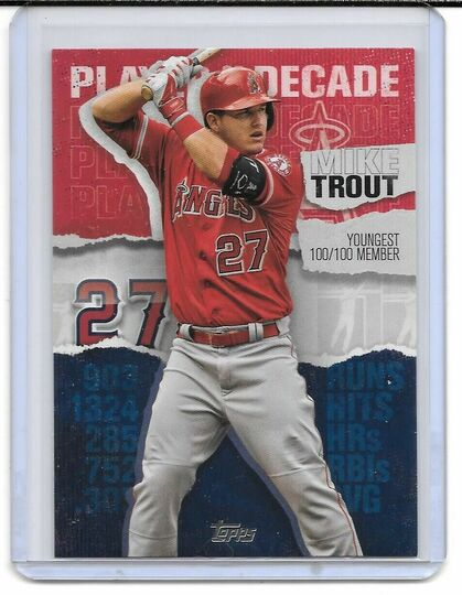 2020 topps series 2 trout MT-16