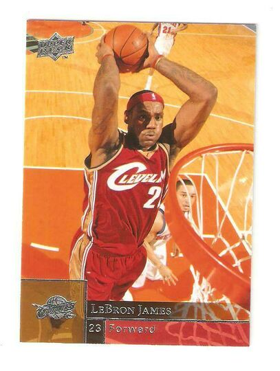 01. Lebron James Collection Image