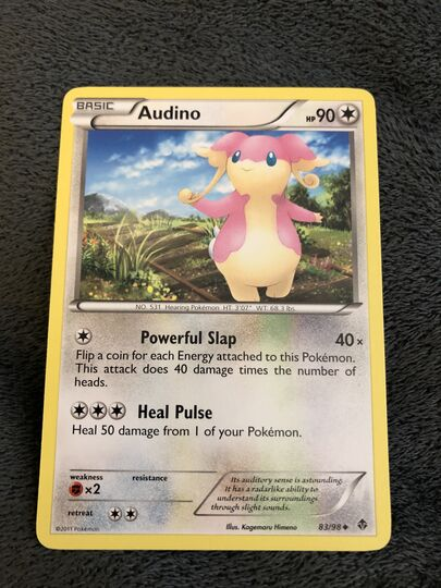 Audino Collection Image