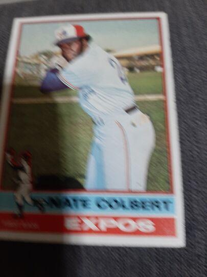 1976 Topps Nate Colbert #495