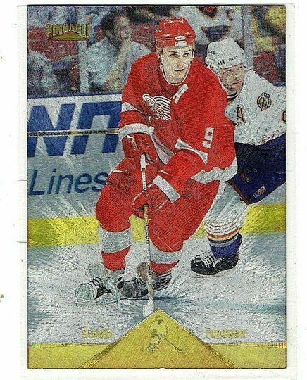 1996-97 Pinnacle Sergei Fedorov Rink Collection #21