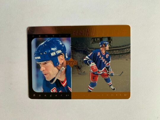 1996-97 Upper Deck Hart Hopefuls Bronze #HH2 Mark Messier