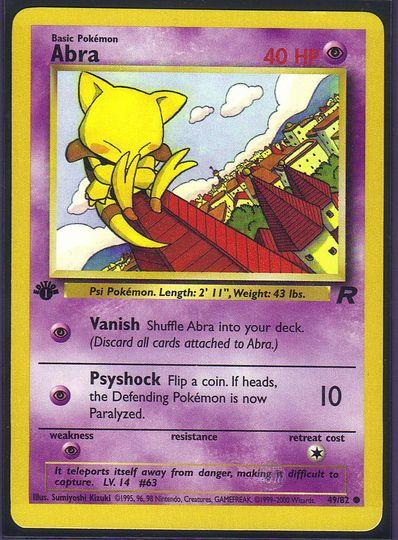 Pokemon Team Rocket Collection Image
