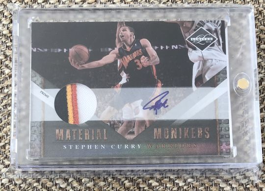 2010 Limited Stephen Curry