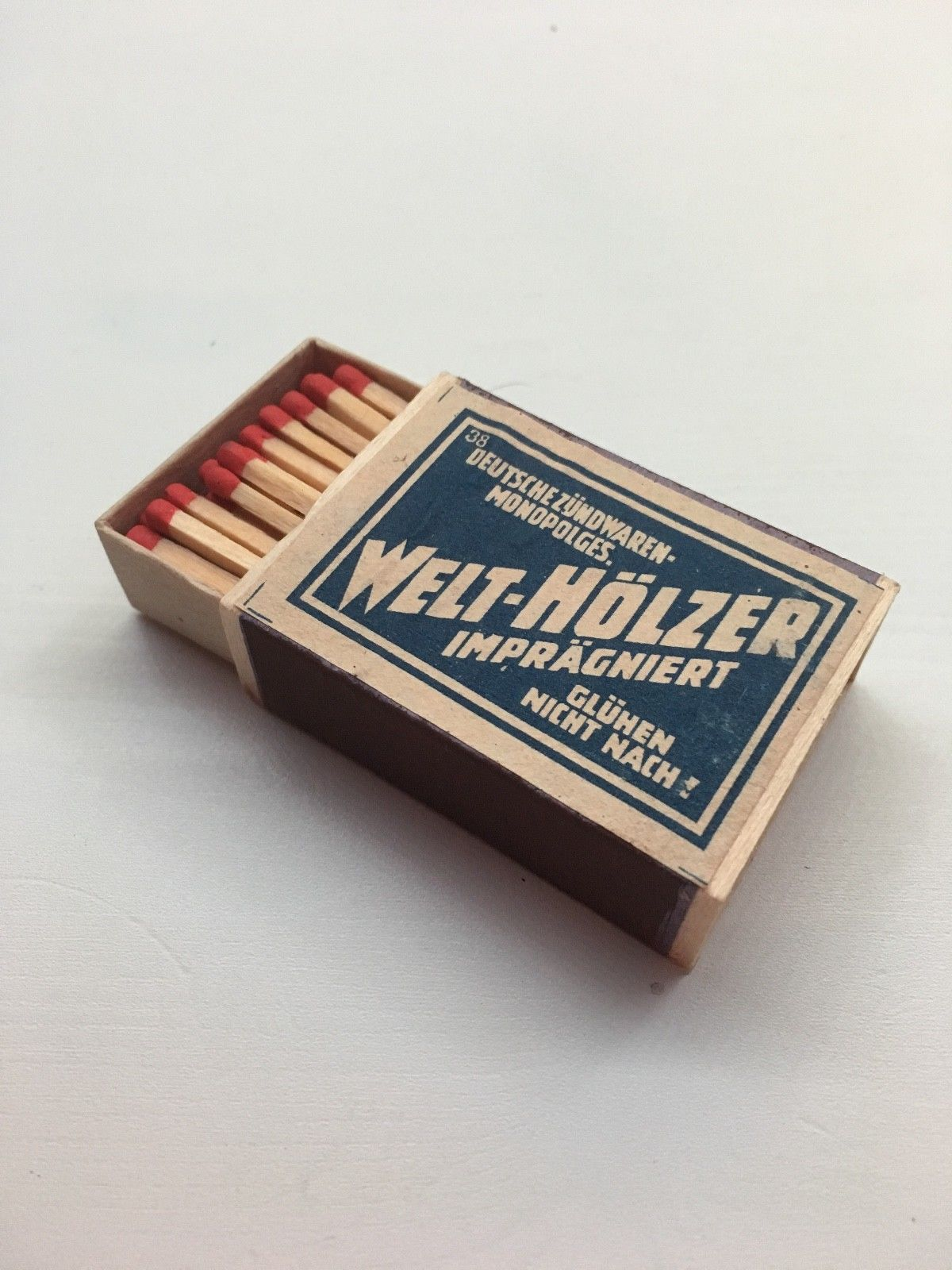 Matchbox Labels