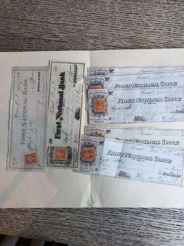 Bank Checks & Drafts