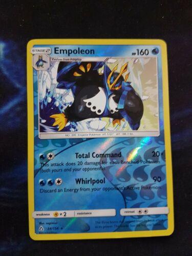 Shattered Holo Rare NM Promo Pokemon 2B3 Empoleon 34//156