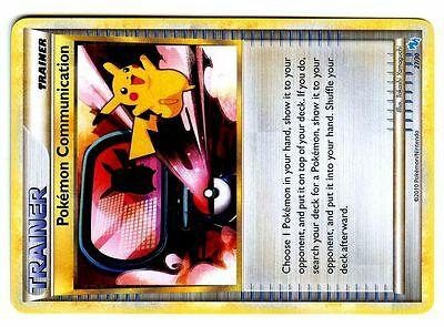 N° 20//30 GYARADOS 130 HP LEVIATOR PROMO POKEMON CARD KIT TRAINER GYARADOS