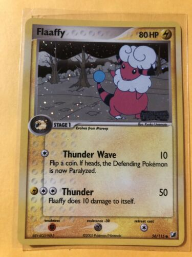 4x Flaaffy Common NM-Mint Pokemon EX Unseen Forces 56//115