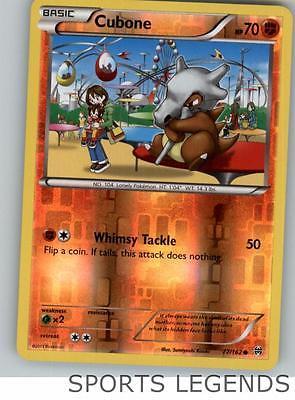 Cubone #77//162 XY Breakthrough Common 2015 Pokemon TCG Card