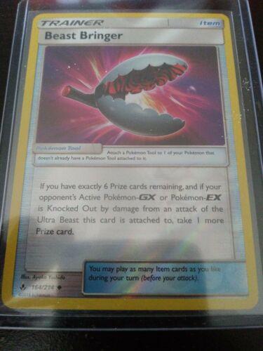 Pokemon Beast Bringer - 164/214 - Uncommon - Reverse Holo NM-Mint Unbroken Bonds