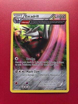 Pokemon Card Excadrill Reverse Holo 97/160 Primal Clash (Near Mint) - Image 1