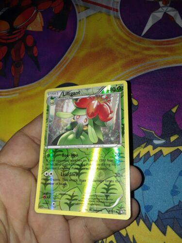 Pokemon LILLIGANT 8/122 - XY BREAKpoint - RARE Rev Holo - MINT