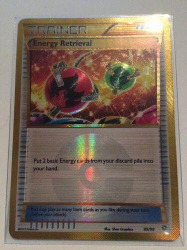 x1 NM-Mint!!! Secret Rare - 99//98 - XY Ancient Origins Energy Retrieval
