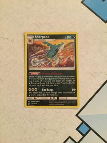 Sharpedo - 111/214 - Pokemon Unbroken Bonds- NM/Mint  - Image 4