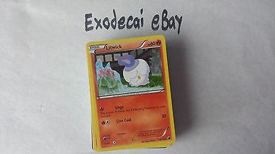 Litwick 14//116   B/&W Plasma Freeze   Common   Mint//NM Pokemon