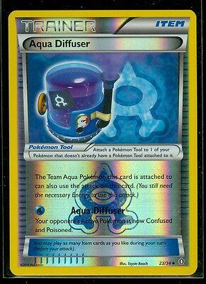 Aqua Diffuser 23//34 Trainer Mint Card Pokemon XY Double Crisis