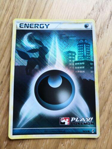Light play 94//95 Play! Pokemon Promo Darkness Energy