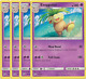 4x	Exeggutor	74/236	- RARE -	Pokemon TCG Unified Minds