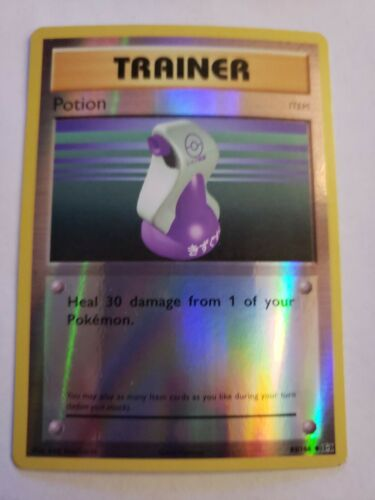 Potion 83//108 x4 Pokémon XY Evolutions Trainer Playset TCG N//M