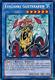 YuGiOh! 1x Evigishki Gustkraken HA06-EN046 Secret Rare 1st Edition, NM/M