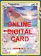 1X Pidgeotto 123/181 Pidgey 121/181 Team Up Pokemon TCG Online Digital Card