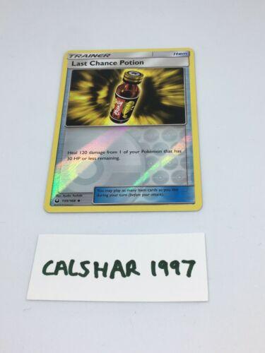 Celestial Storm - NM Uncommon Pokemon Card Last Chance Potion 135//168 2018