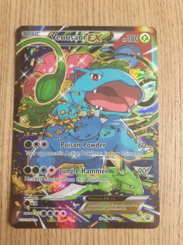 Full Art x1 Venusaur-EX Holo Pokemon Pokemon Promos M//NM XY123
