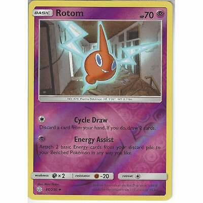 x4 Rotom Uncommon Pokemon SM12 Cosmic Eclipse M//NM English 86//236