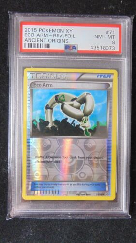 TRAINER ECO ARM 71//98 POKEMON CARD XY ANCIENT ORIGINS