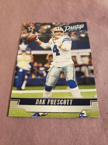 2019 Prestige Football Sammelkarte #30 Dak Prescott