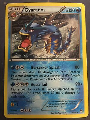 Gyarados 21//98 XY Ancient Origins Set HOLO RARE Pokemon Card NM